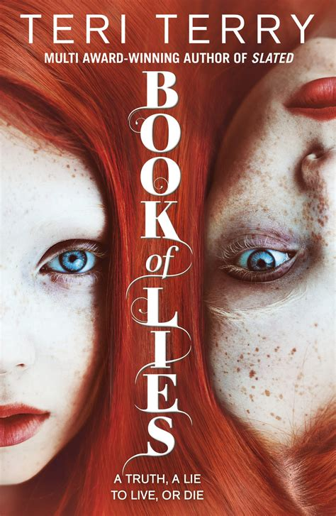 Book Of Lies by Teri Terry book review | SciFiNow - The