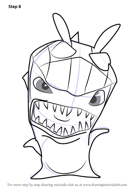 Learn How to Draw Greneater from Slugterra (Slugterra