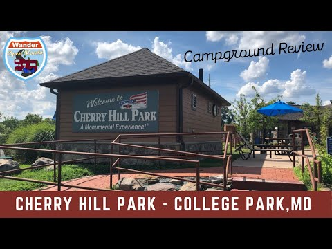 Cherry Hill Park Campground - UPDATED 2018 Prices, Reviews