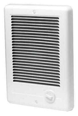 CADET CSC202TW Electric Wall Heater, Recessed, 1500/2000 W,