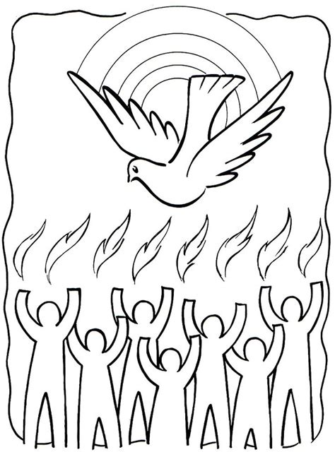 tongues of fire pentecost clipart 10 free Cliparts