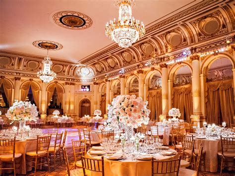 New York Reception Ballrooms with a Twist