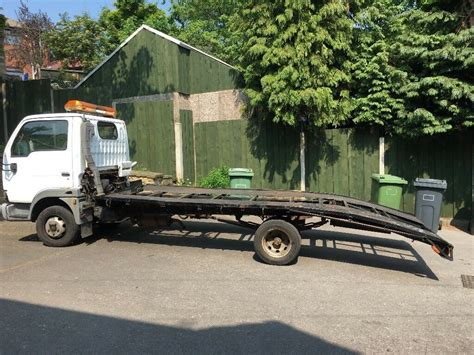 Nissan cabstar recovery truck 2002 reg very reliable low