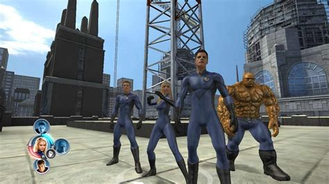 Fantastic Four Download Free Full Game   Speed-New
