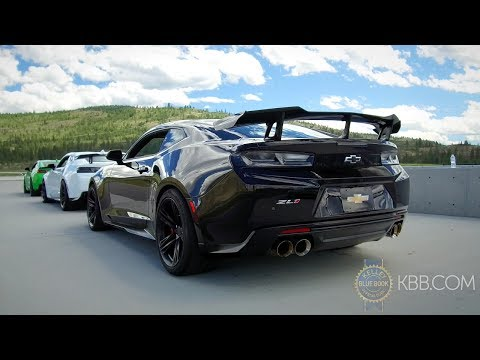The 2017 Chevy Camaro ZL1 is a Freakin' Beast!   AutoInfluence