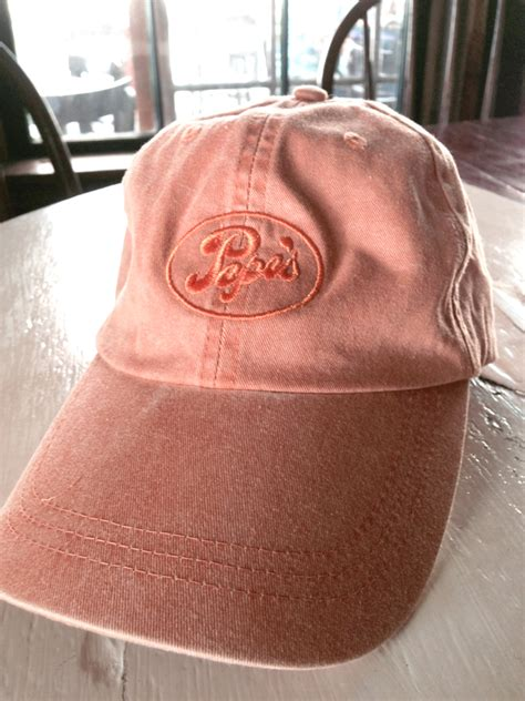 Pepe's Embroidered Hats « Pepe's Cafe Key West