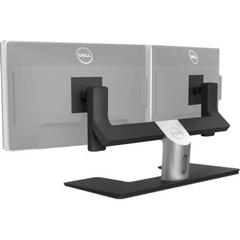 Dell MDS14 Dual Monitor Stand 5TPP7 B&H Photo Video