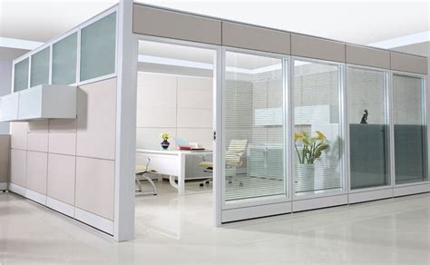 Architectural Interior Glass Wall Systems,Office Partition