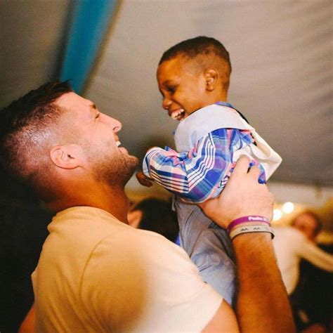 Tim Tebow on His Future Wife and Wanting to Adopt Kids
