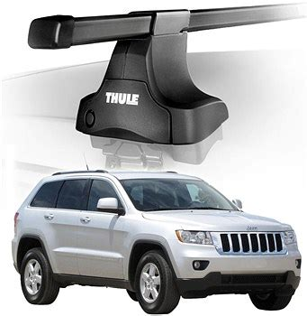 2014 Jeep Grand Cherokee Roof Rack - Complete System