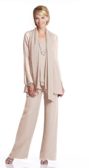 Capri CP11469 Mother of the Bride Pant Suit: French Novelty
