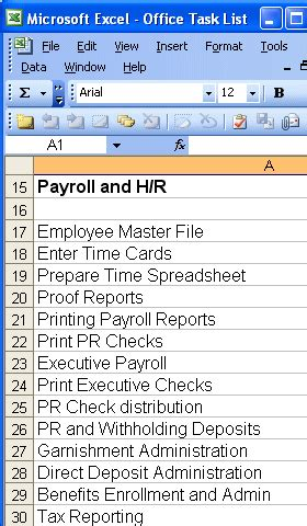 Accounting and Management Template Library | Copedia