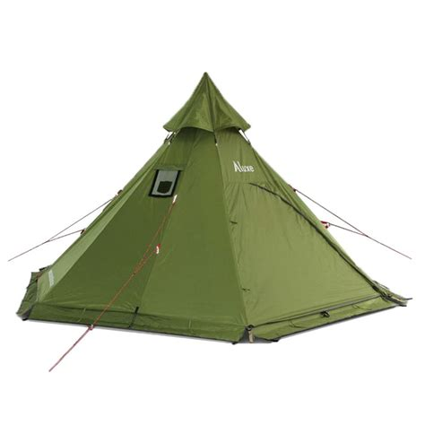 Megahorn Teepee with Wood Stove Jack (4P) Outer Tent