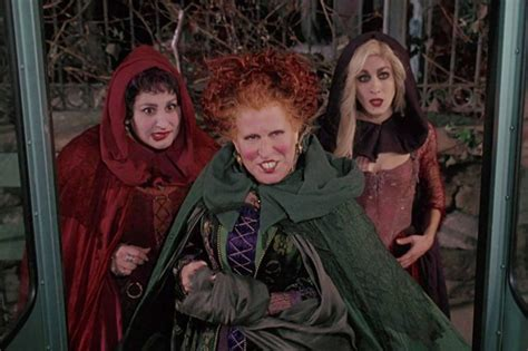 Disney;s Hocus Pocus and Halloweentown are connected says