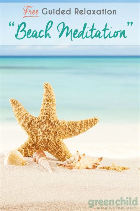 Guided Relaxation: Beach Meditation