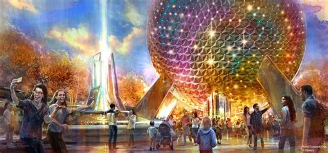 Exciting Details Revealed on Changes Coming to Epcot's