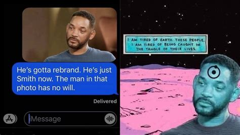 Sad Will Smith Entanglement Memes that Hit Me in the Feels