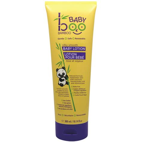 Boo Bamboo Silky Smooth Baby Body Lotion (606755