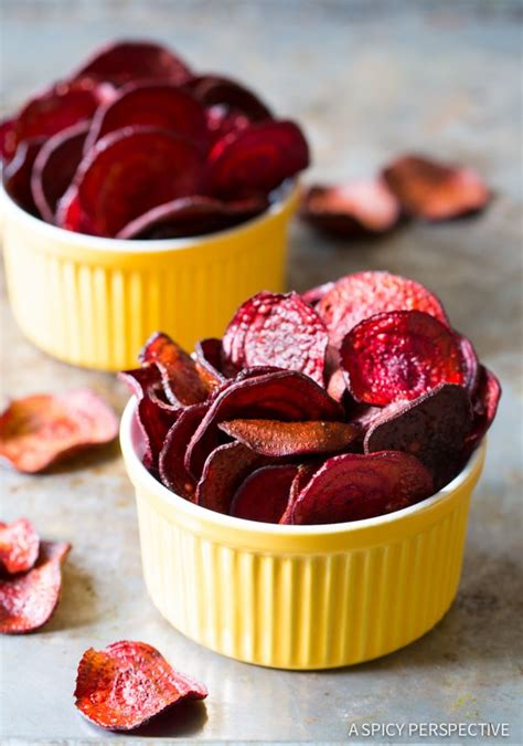 Oven Baked Beet Chips Recipe - Page 2 of 2 - A Spicy
