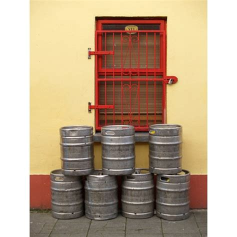 How to Make a Homemade Beer Keg Dispenser   Our Everyday Life