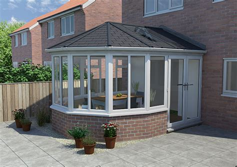 Anglian Introduce Solid Roof Conservatories and