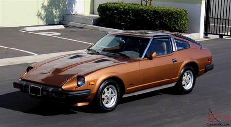 MINT COND-1981 Datsun 280 ZX-Lo Miles-Loaded-T-Tops