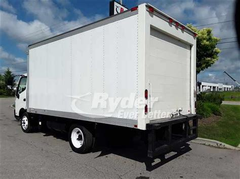Ryder Used Truck for Sale – Hino, Hino 195