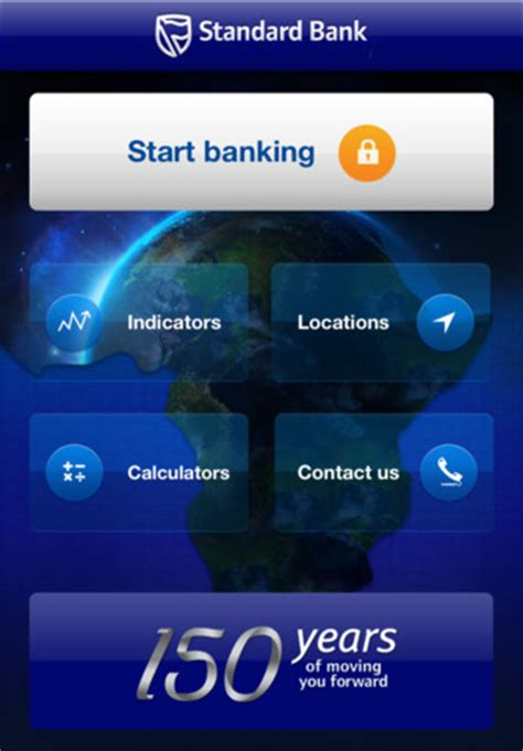 Standard Bank quietly launches mobile banking app